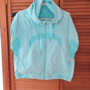 Lululemon zip lightweight hoodie- Size 12